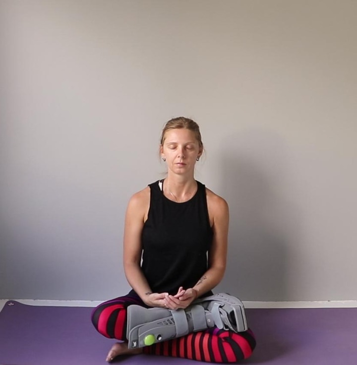 How to practice yoga with an injury