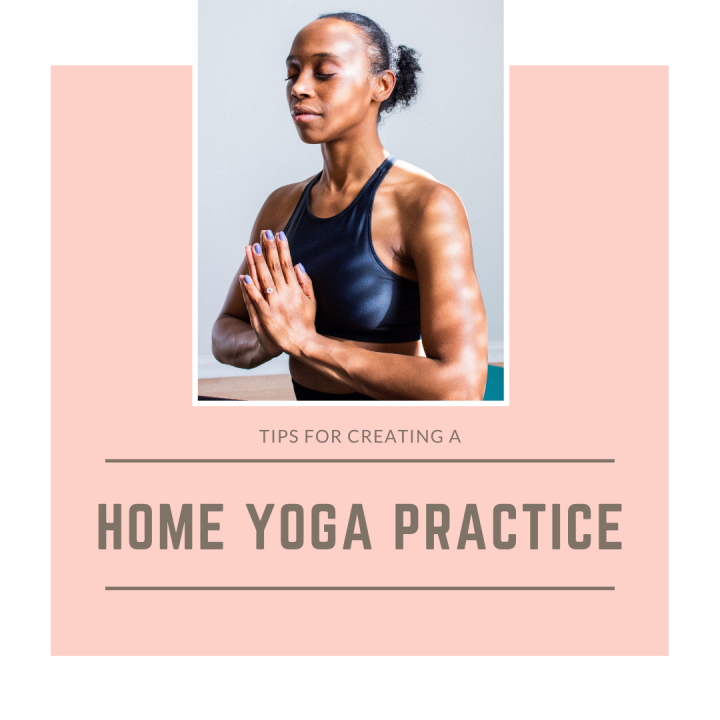 Tips for creating a home yoga practice