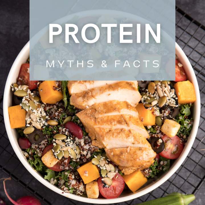 Protein myths &facts