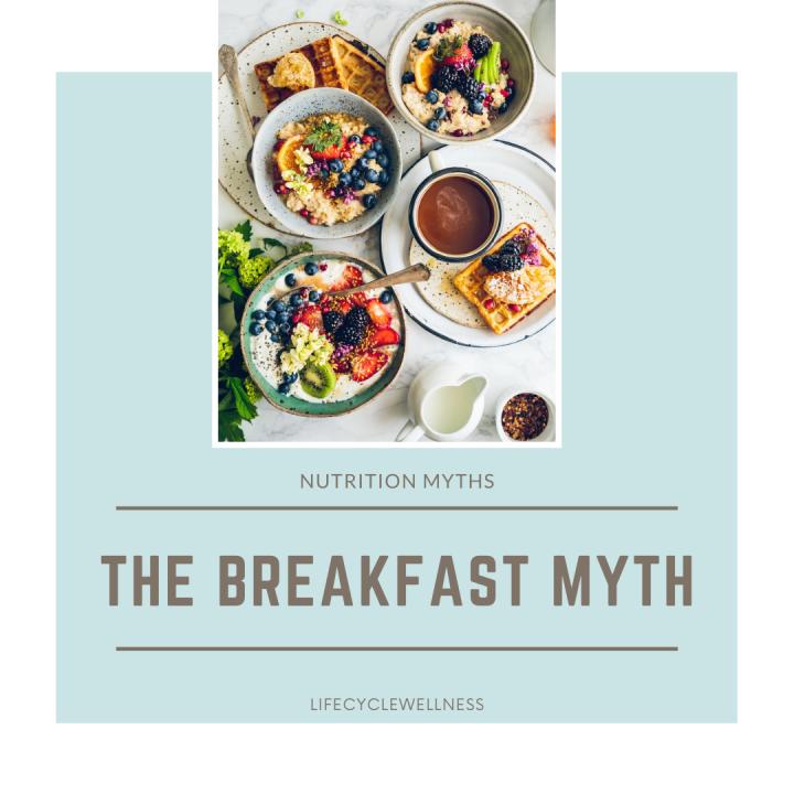 The Breakfast Myth